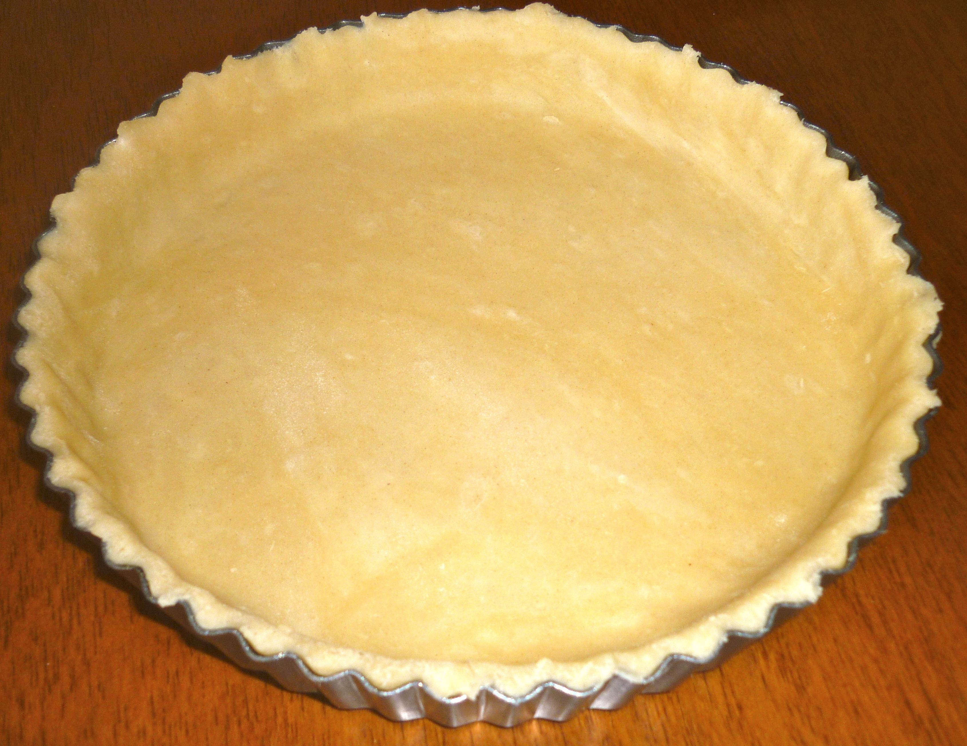 Pâte Brisée – Shortcrust Pastry Dough