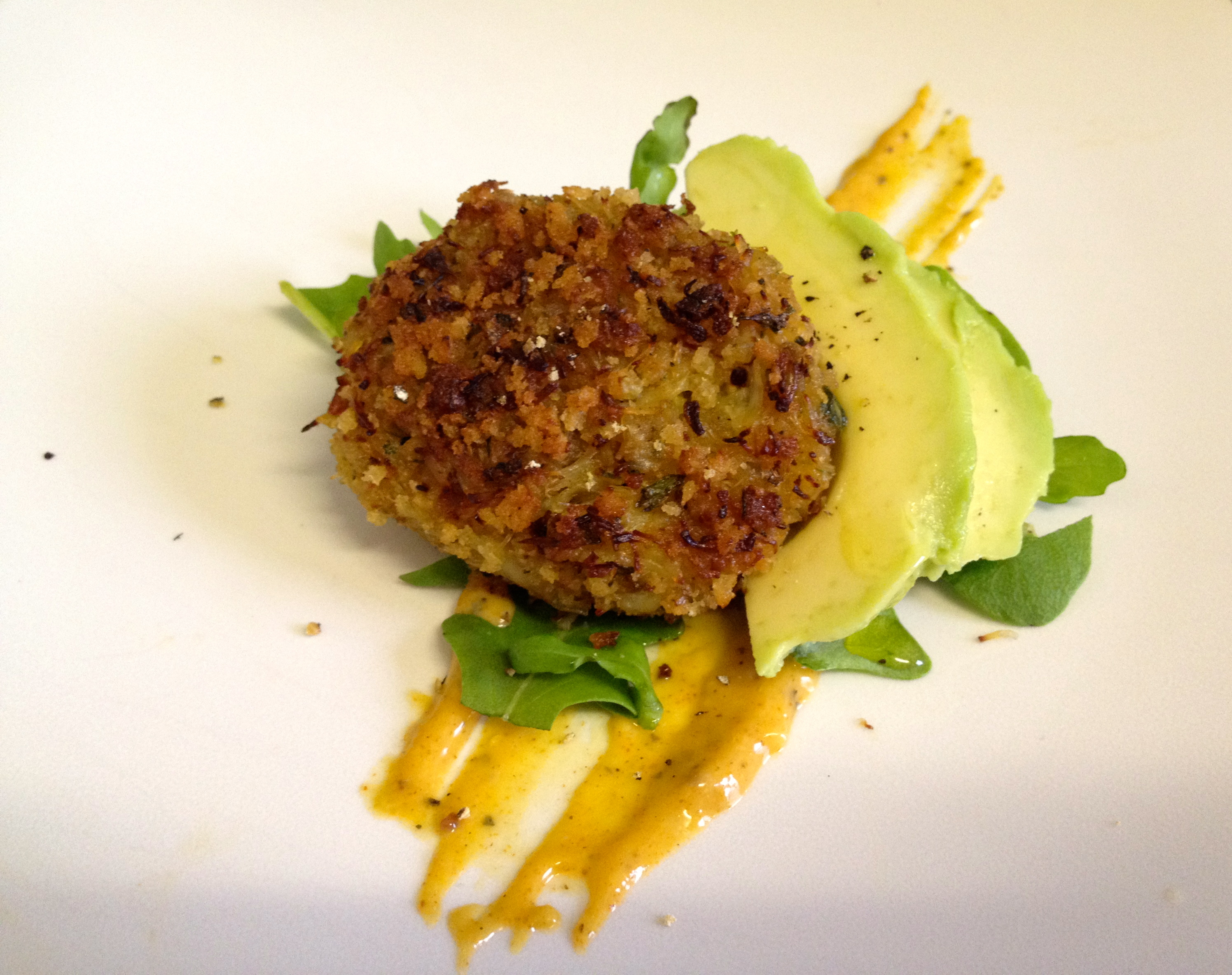 Crab Cakes With Dill Remoulade